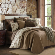 Hill Country 3-PC Quilt Set, Golden Yellow