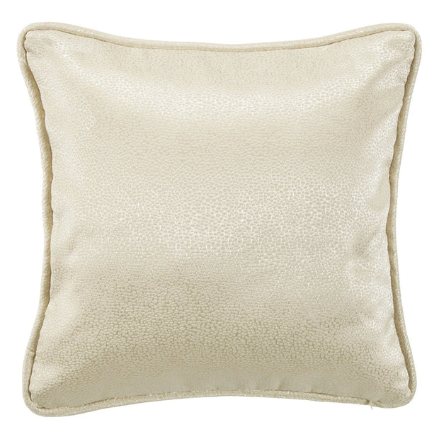 Hollywood Reversible Embroidery Throw Pillow, 18x18