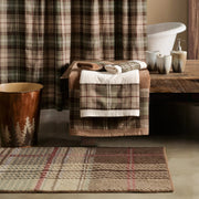 Huntsman Plaid Kitchen/Bath Rug