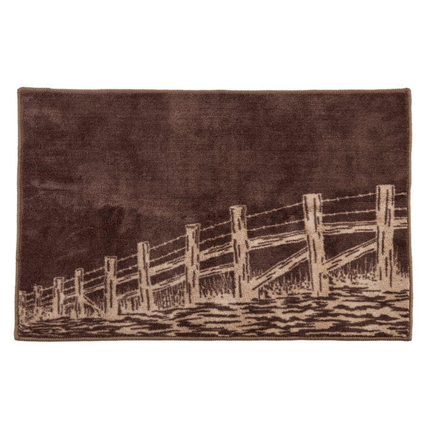 Jasper Fence Kitchen/Bath Rug