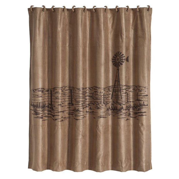 Jasper 8-PC Bath Accessary and Barbwire Towel Set