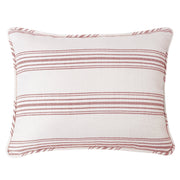 Prescott Striped Pillow Sham, 3 Colors (PAIR)