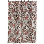 Rebecca Complete 10-PC Bathroom Set, Paisley