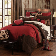 Red Rodeo 5-PC Comforter Set