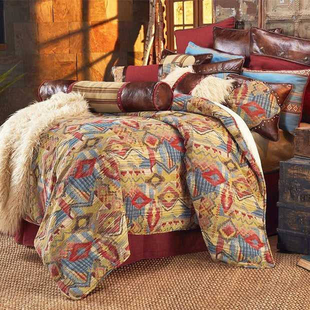 Ruidoso 4-PC Southwestern Bedding Set