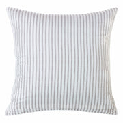 Salado Reversible Striped Eyelet Euro Sham