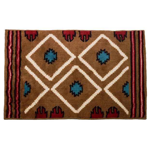 Santa Fe Kitchen/Bath Accent Rug