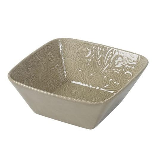 Savannah Serving Bowl, Taupe (EA)