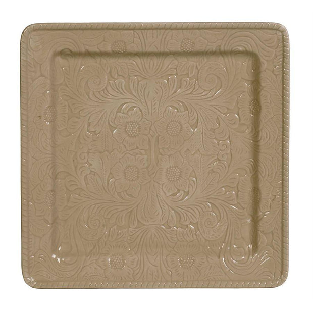 Savannah Serving Platter, Taupe (EA)
