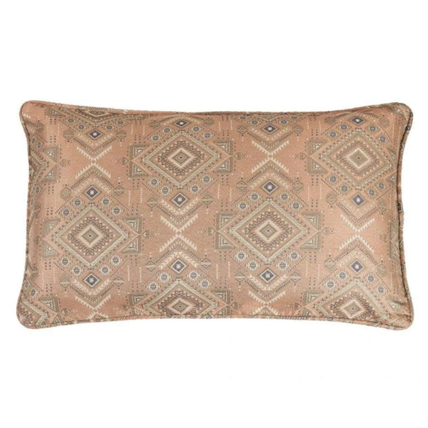 Sedona Pink Jacquard Body Pillow