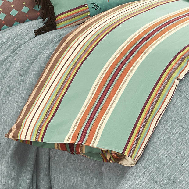 Serape 3-PC Stripe Comforter Set