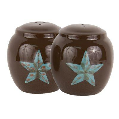 Star Salt & Pepper Shaker Set