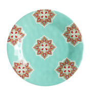 Western Motif 20-PC Melamine Dinnerware Set