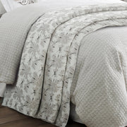 3 PC Warshack Inkblot Duvet Set