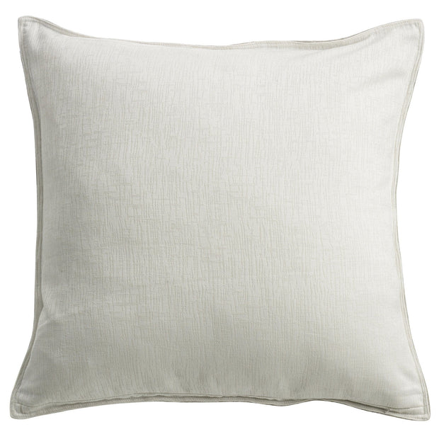 Wilshire Textured Fabric Euro Sham - Reversible