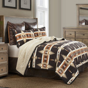 Yosemite 3-PC Reversible Quilt Set