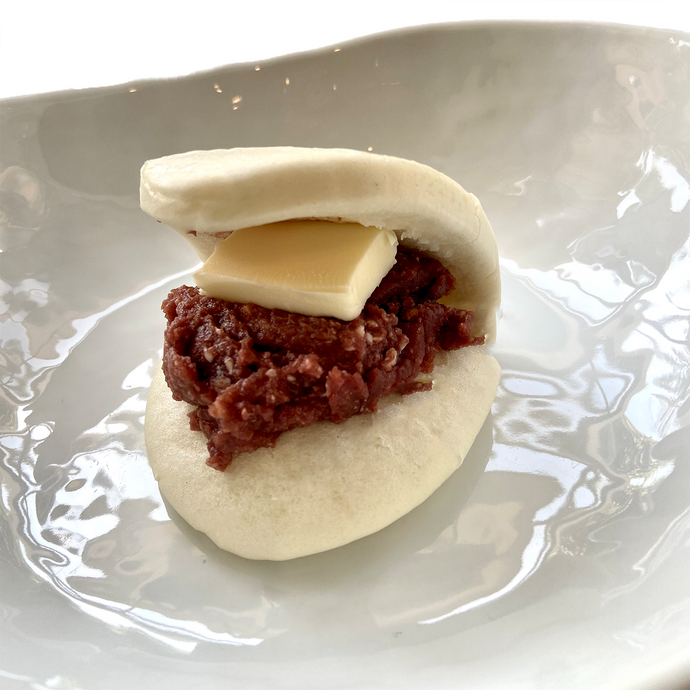 Red Bean Lotus Bun Recipe