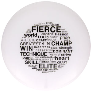 Fierce Word Cloud Ultrastar