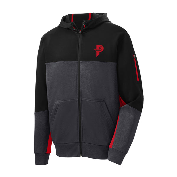 Men's Full Zip Up Hoodie