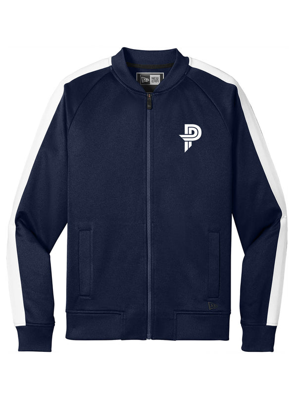 Men's Track Jacket with Paige Pierce Logo
