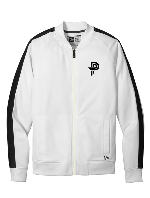 Ladies Track Jacket with Paige Pierce Logo
