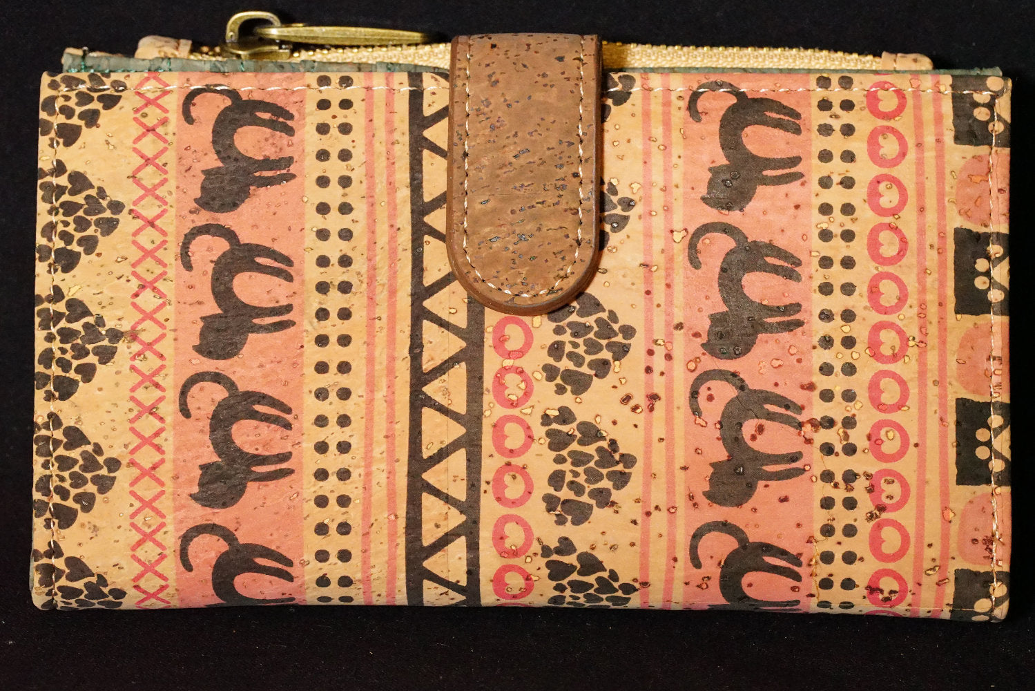 Cork Vegan Wallets Beautiful Sustainable Durable Cork