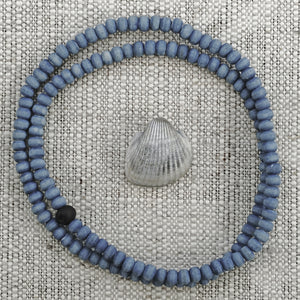 Intention Beads - Light Indigo