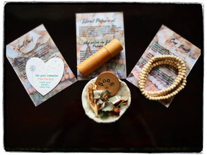 InScent Intention Bead Meditation Kit  SONG