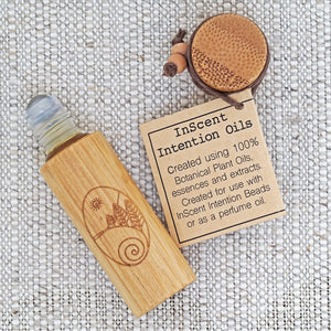InScent Perfume Intention Oil  STORY