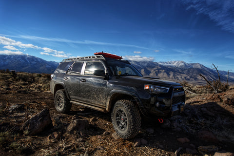 TRD PRO 4Runner Toyo open country mt
