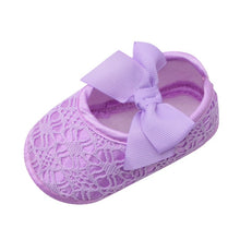 Load image into Gallery viewer, Baby shoes baby girl soft shoes soft comfortable bottom non-slip fashion Shoes Infant Boys Soft Sole Baby Prewalker Shoes