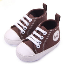 Load image into Gallery viewer, Newborn First Walker Infant Baby Boy Girl Kid Soft Sole Shoes Sneaker Born 0-12 Months New