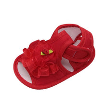 Load image into Gallery viewer, Newborn Baby Girl Shoes Fashion Crib Shoes Comfortable Soft Sole Anti-slip Sneakers Flower Affordable chaussure bebe fille