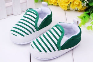 New Design Baby Boy First Walkers Shoes Soft Sole Skid Proof Baby Shoes 0-12 Months New