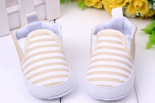 Load image into Gallery viewer, New Design Baby Boy First Walkers Shoes Soft Sole Skid Proof Baby Shoes 0-12 Months New