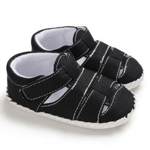 Load image into Gallery viewer, Toddler Sandal Shoes Summer Baby Boys Breathable Anti-Slip Hollow Design Sandals Infant Soft Soled Footwear Shoe For Boys