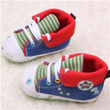 Load image into Gallery viewer, Newest Baby First Walkers High Quality Leisure Toddler Shoes Sneakers Baby Shoes
