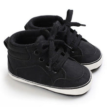 Load image into Gallery viewer, Baby Boy Shoes New Classic Canvas Newborn Baby shoes For Boy Prewalker First Walkers child kids shoes
