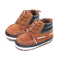 Load image into Gallery viewer, Baby Boys Spring Autumn Infant Soft Sole Casual First Walkers Toddler Anti-slip Walking Crib Shoes For Children