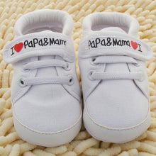 Load image into Gallery viewer, 0-18M Canvas Sneaker Toddler Newborn Shoes Baby Infant Kids Boy Girls Soft Sole New