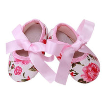Load image into Gallery viewer, ARLONEET Baby Shoes Girl Boy comfortable Princess roses Prewalker Crib Shoes  Great gift to baby summer daily walking Shoes