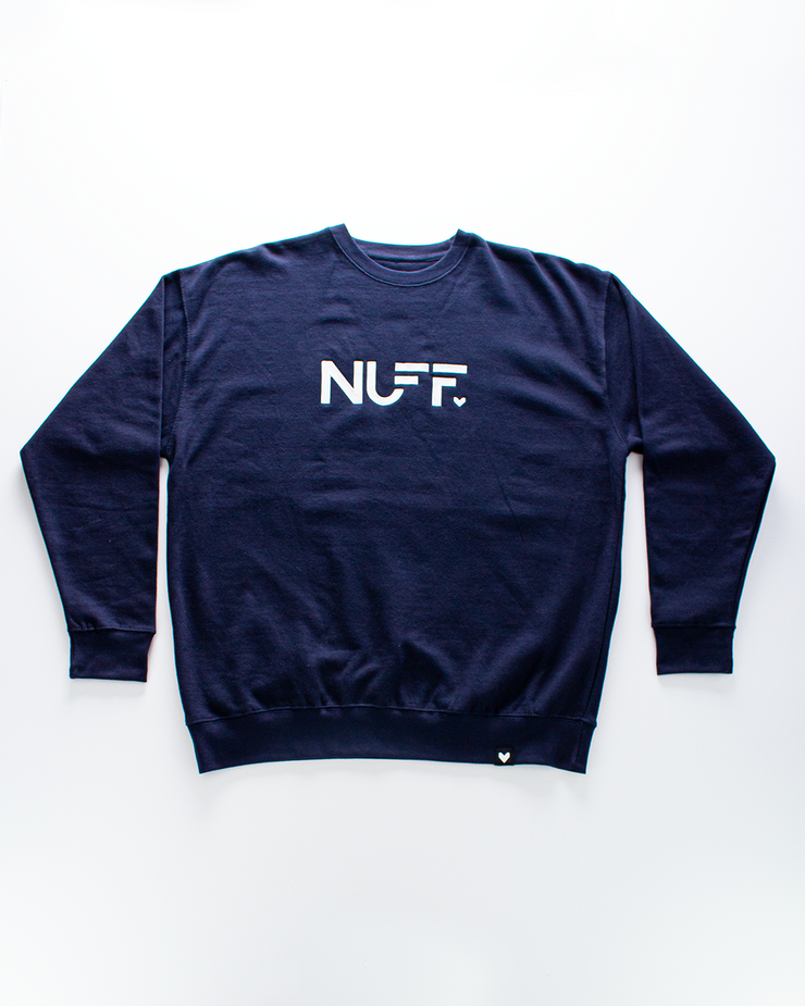 Original Crew Neck - Navy Blue