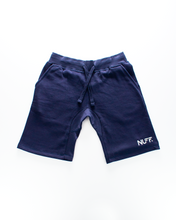 Load image into Gallery viewer, Original NuffLove Shorts - Navy Blue