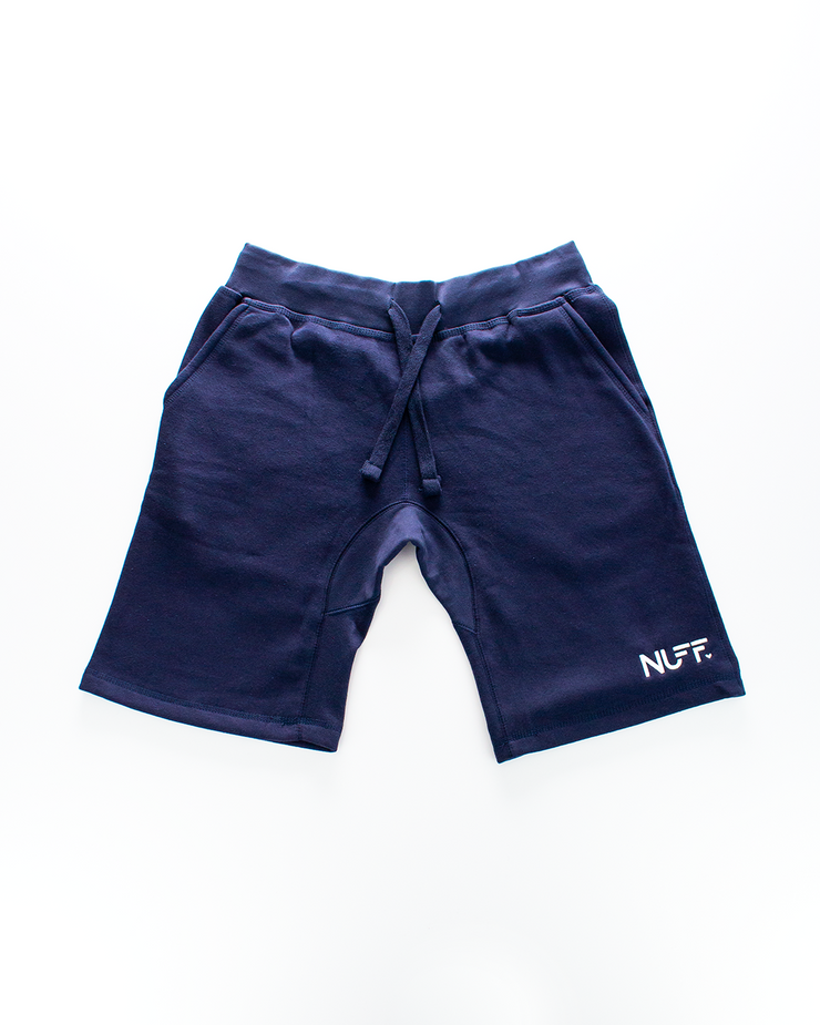 Original NuffLove Shorts - Navy Blue