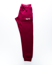 Load image into Gallery viewer, Original Zip Joggers - Burgundy