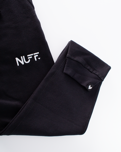 Original Zip Joggers - Black