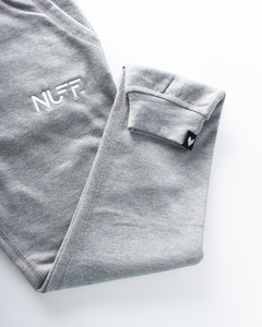 Original Zip Joggers - Heather Grey