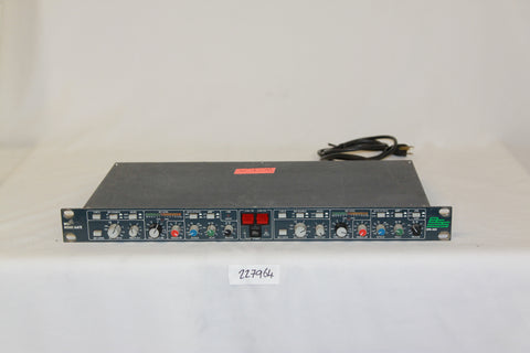 BSS (Brooke Siren Systems) DPR-502, 2 Channel Compressor, $5 Flat Fee Shipping