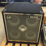 SWR Mo'Bass Amp Head w Footswitch Controller & Goliath Series IV Speaker Cabinet