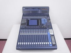 Yamaha DM1000, 16 Channel Mixing Console with Meter Bridge & Touring Case